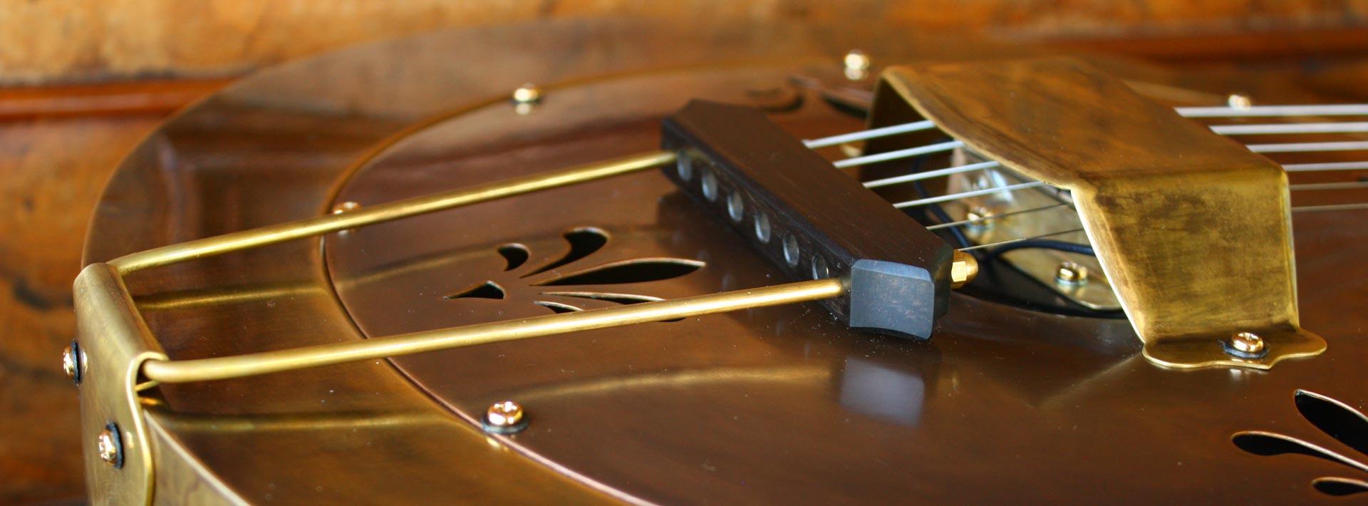 Mattsen handmade guitars